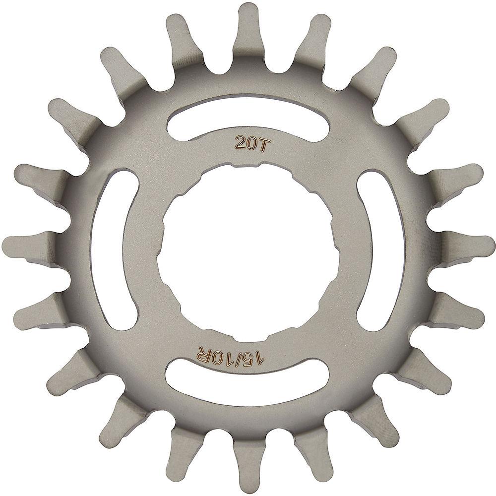 Shimano Belt Drive Cassette - Silver - 20t, Silver