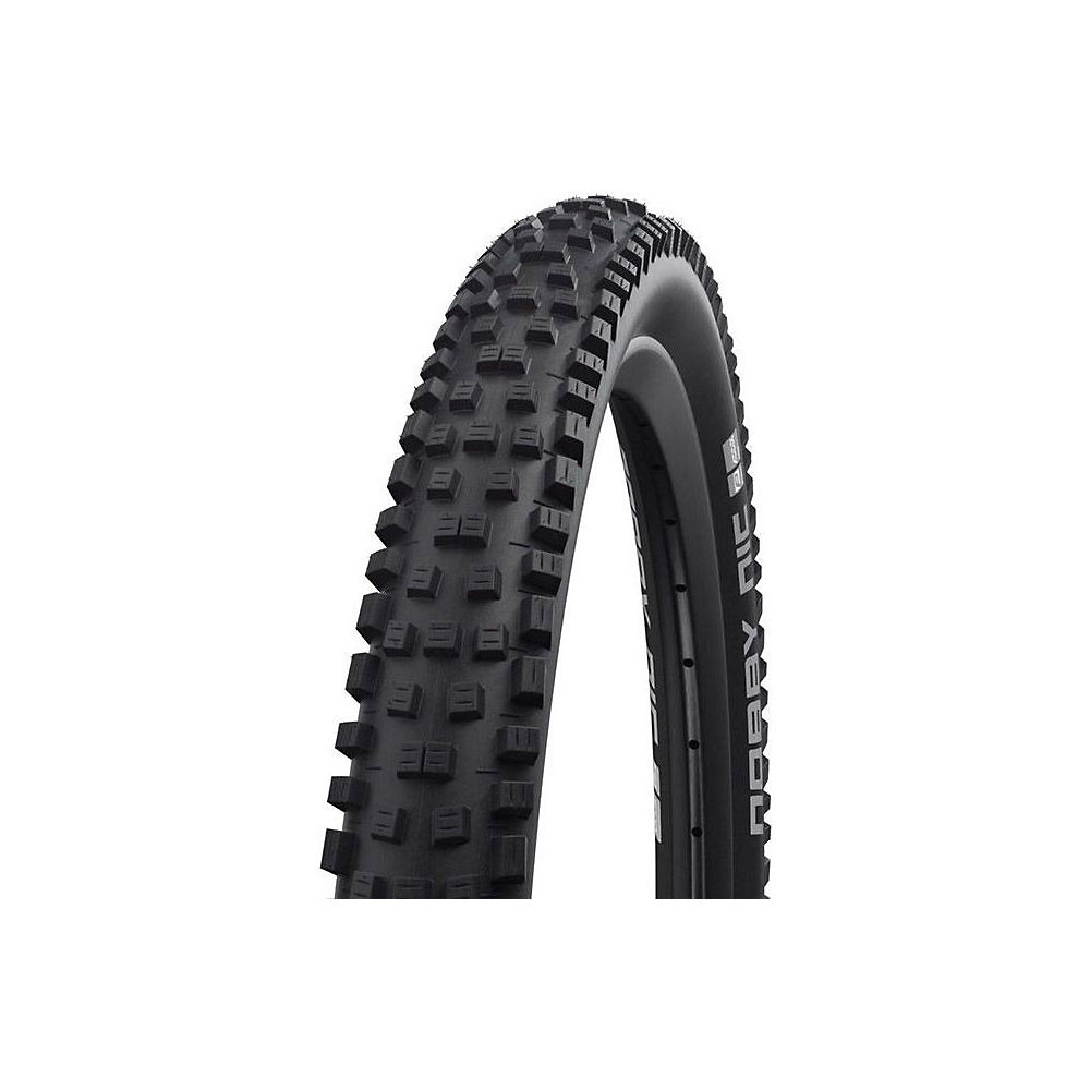 Schwalbe Nobby Nic Folding MTB Tyre - Black, Black