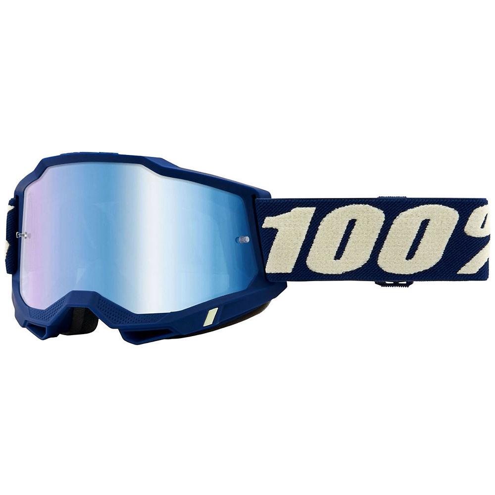 100% Accuri 2 MTB Goggles - Navy, Navy