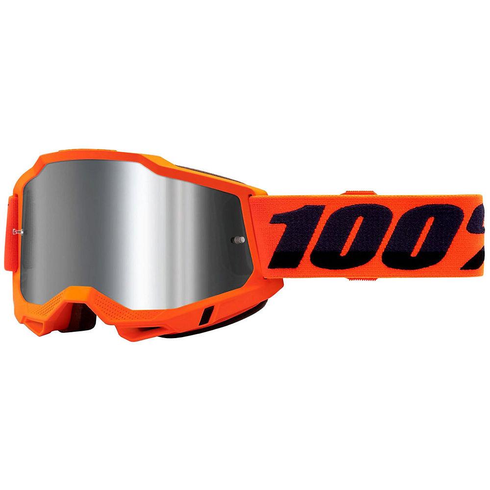 100% Accuri 2 MTB Goggles - Orange, Orange