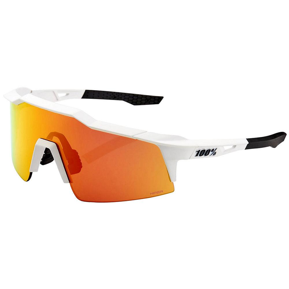 100% Speedcraft SL Mirror Sunglasses - Black, Black