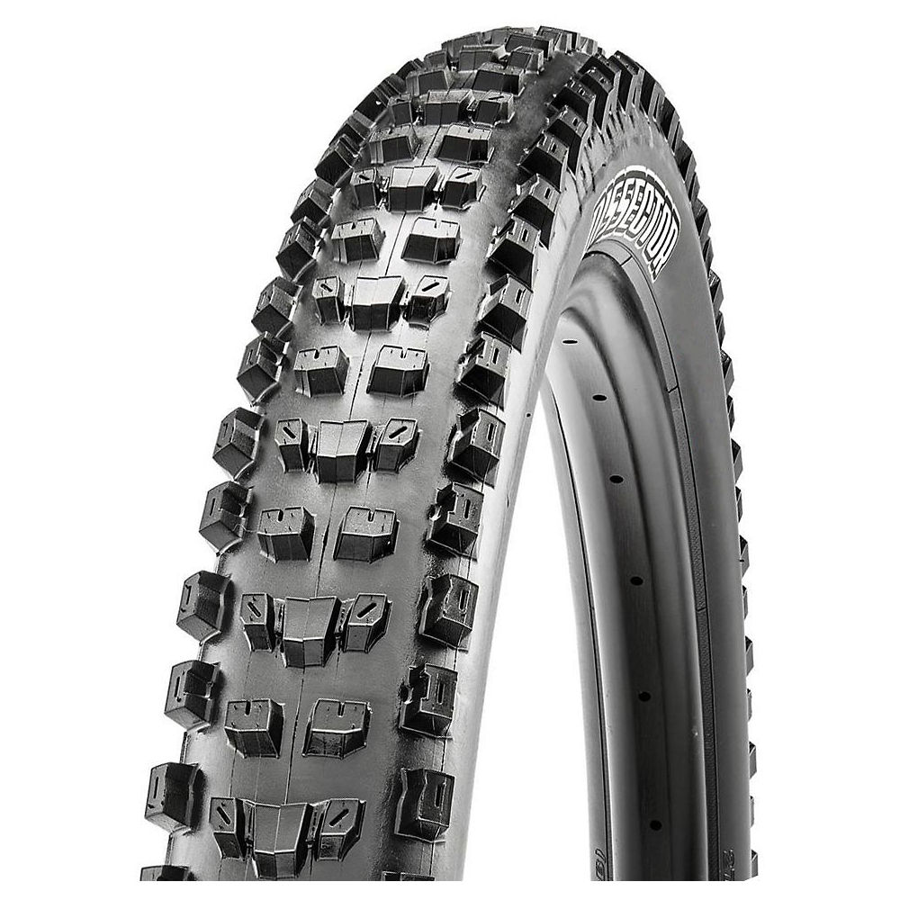 Maxxis Dissector Plus EXO TLR MTB Tyre - Black - Folding, Black