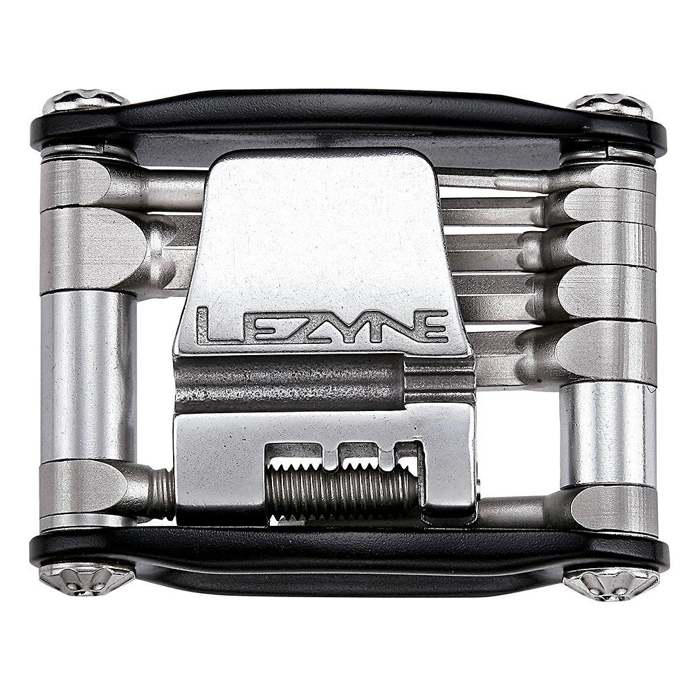 Image of 12 outils polyvalents Lezyne CRV - Noir - 12 Function, Noir