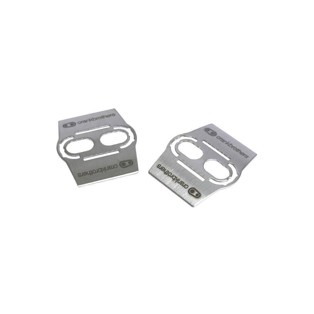 Crankbrothers Shoe Shields - Silver  Silver