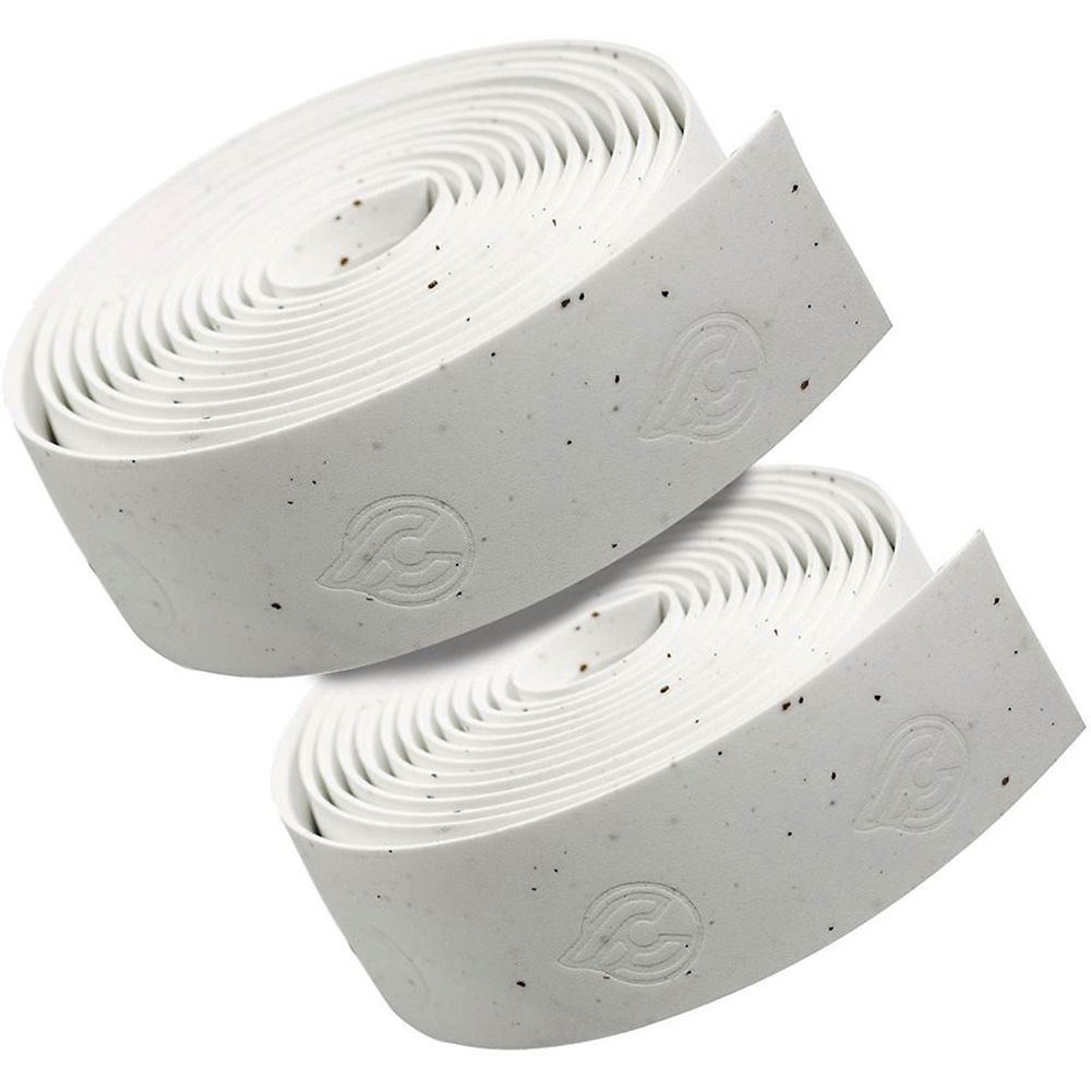 Cinelli Cork Bar Tape - White  White