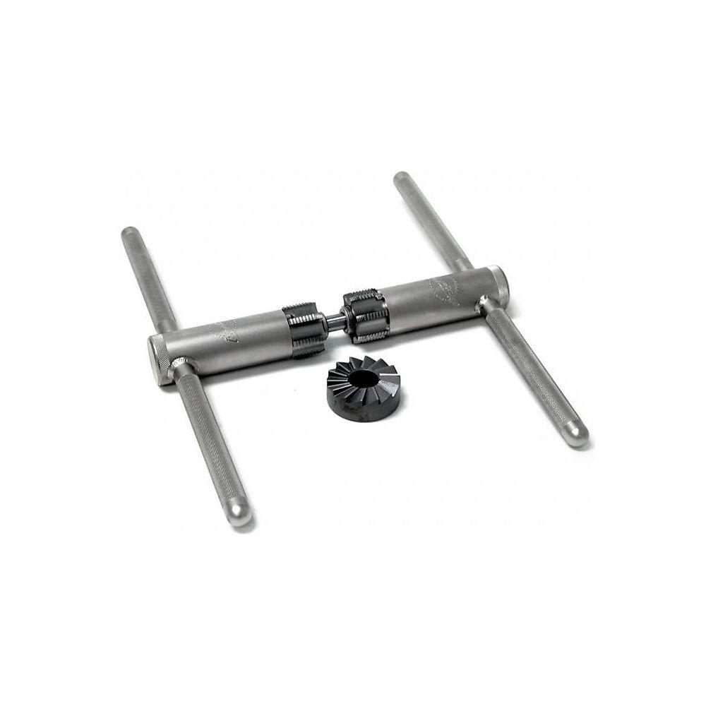 Herramienta para pulir y puntear el eje de pedalier Park Tool (BTS1) - Plata, Plata