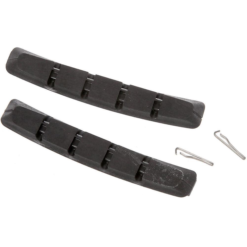 Shimano XTR-XT-LX-Deore-DXR (M70R2) Brake Pads - Black - Pair - Severe Compound, Black