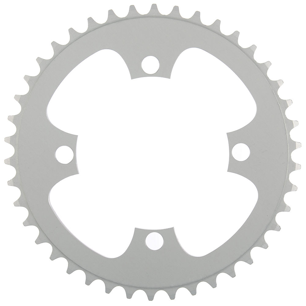 Blackspire Epic Downhill 6061 Series - Silver - 4-Bolt, Silver