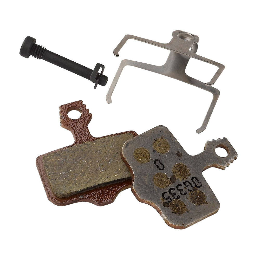 Avid Sram Disc Brake Pads (elixir - Level) - Organic - Alloy Back Plate