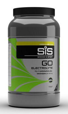 Bote de recarga energética de electrolitos para deportistas Science In Sport Go (1,6 kg)