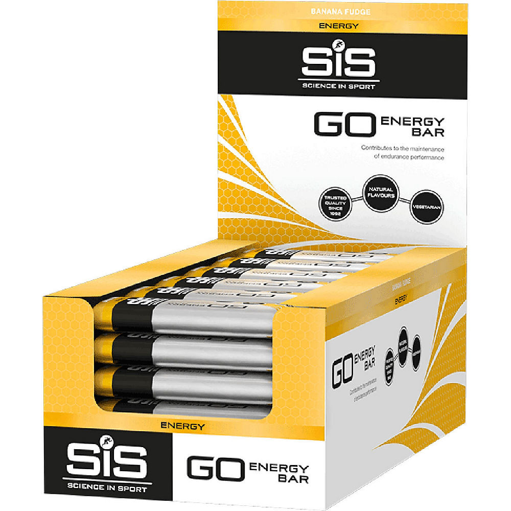 Image of Barres énergétiques Science In Sport Go Mini Energy Bars 40g x 30, n/a