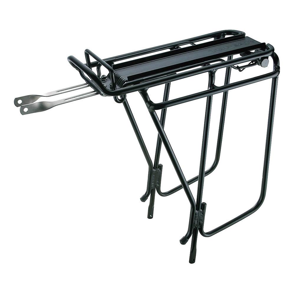 Topeak Super Tourist DX Rack - Spring - Black, Black