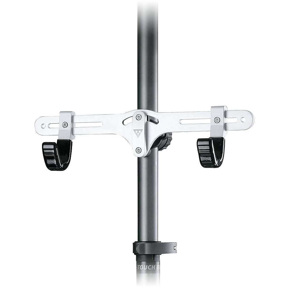 Image of Atelier Topeak The Third Hook - Upper - Argent - Noir - Suits Dual Touch Stand