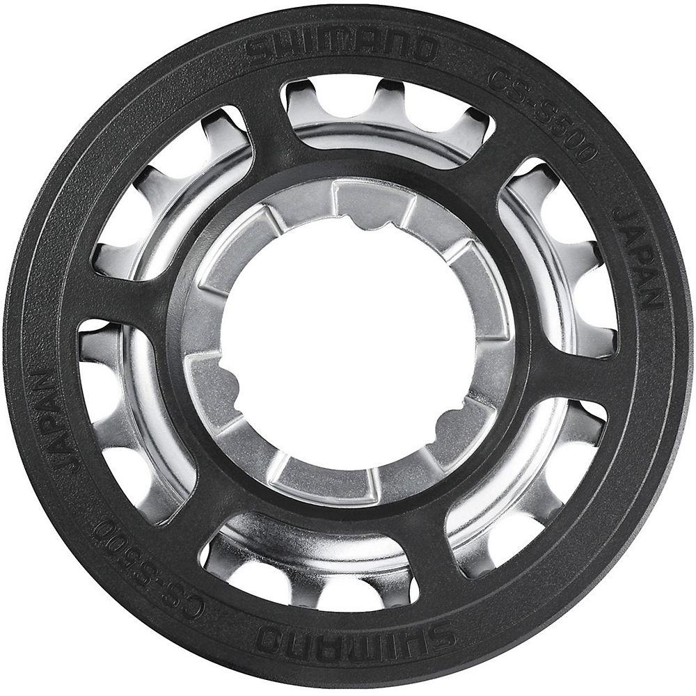 Shimano Alfine Single Sprocket S500 - Black-silver - 18t  Black-silver