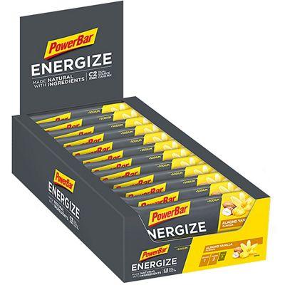 Barritas energéticas PowerBar Energize