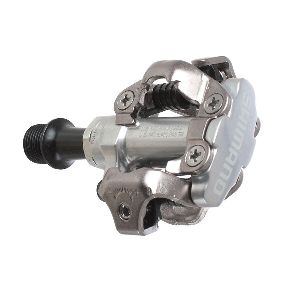 Shimano M540 SPD MTB Pedals - Silver, Silver