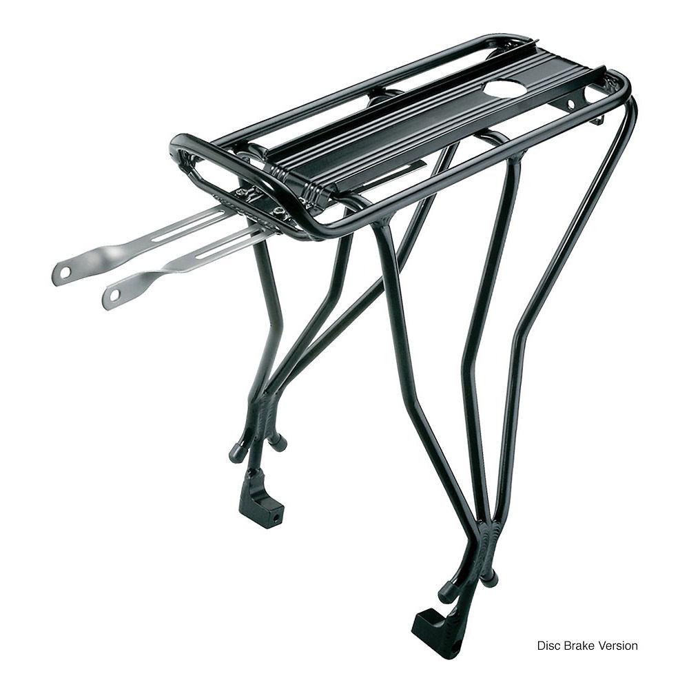 Topeak Babyseat Ii Rear Rack - Black - Standard Brake Version  Black