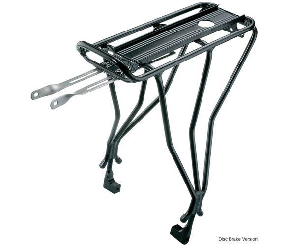Topeak BabySeat Disc Mount Rear Rack-Black-New
