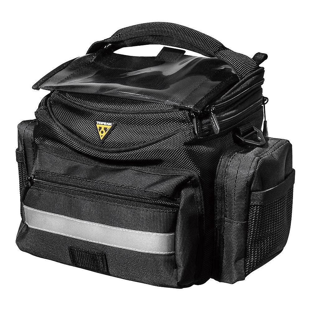Topeak Tourguide Handlebar Bag - Black - 5 Litres  Black