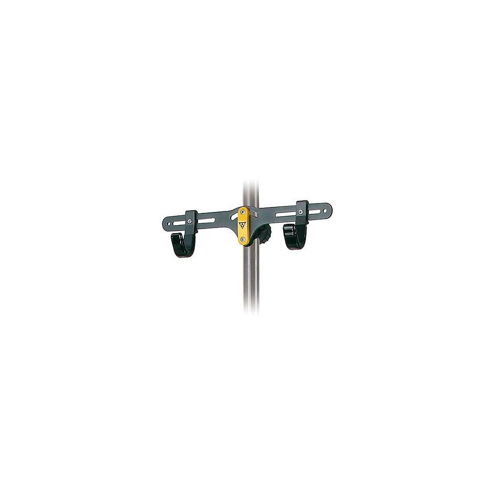 Topeak Two Up Third Hook - Black - Upper Hook - 38.1mm  Black