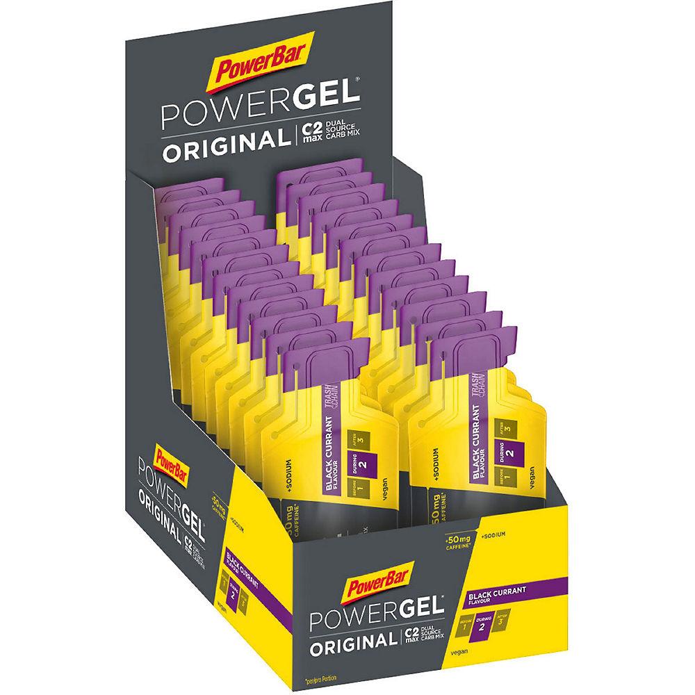 Geles PowerBar PowerGels (41 gr x 24)