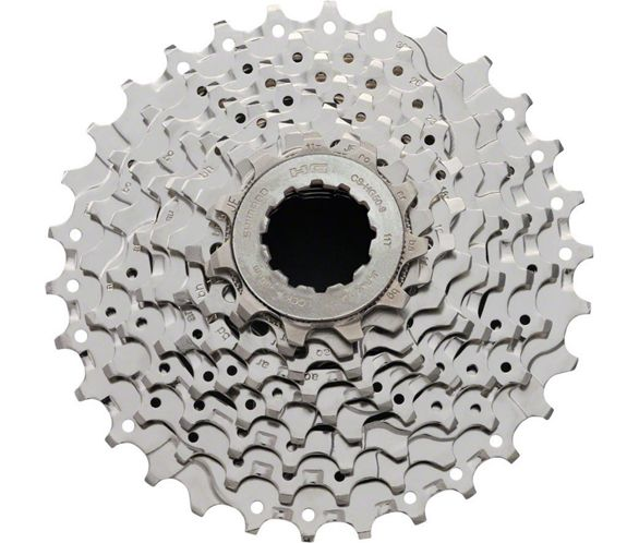 cc91db36460 Shimano Sora HG50 9 Speed Road Cassette | Chain Reaction Cycles