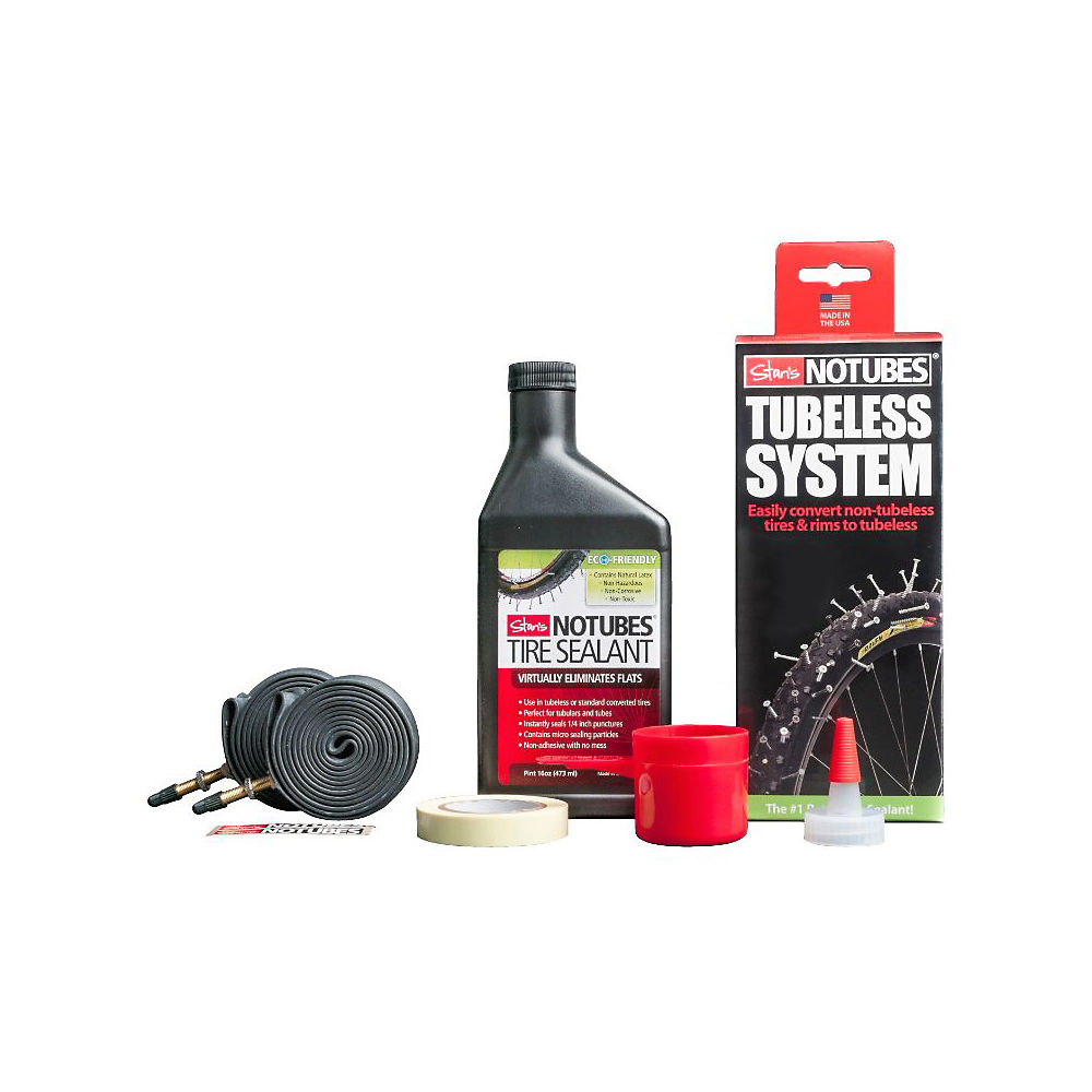 Kit tubeless estándar Stans No Tubes