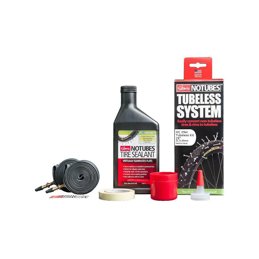 Kit tubeless de Ciclocross Stans No Tubes - 700c