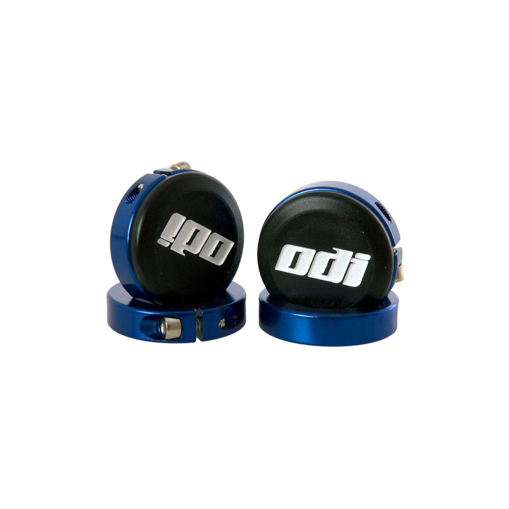 Image of Embouts de Cintre et colliers Odi Lock-Jaw - Bleu - Pair, Bleu