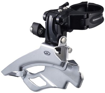 prod40546: Shimano Deore M591 Conventional 9sp Front Mech