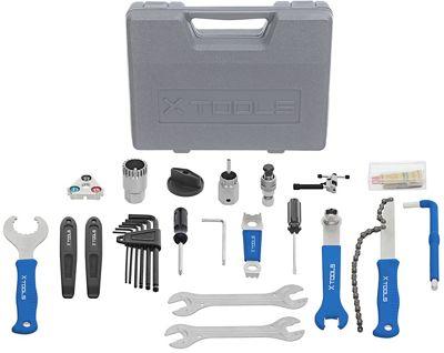 Juego de herramientas de bicicleta X-Tools (18 piezas)