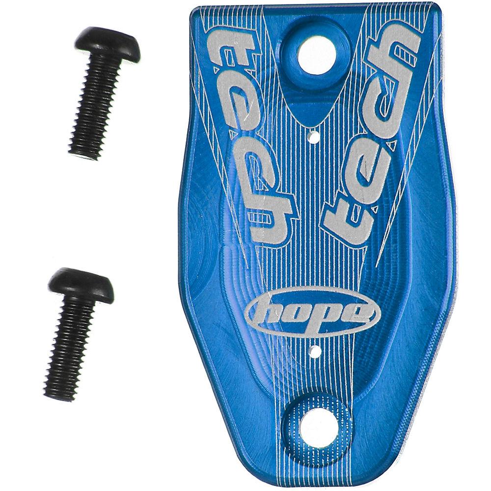 Hope Tech Master Cylinder Lid - Blue  Blue