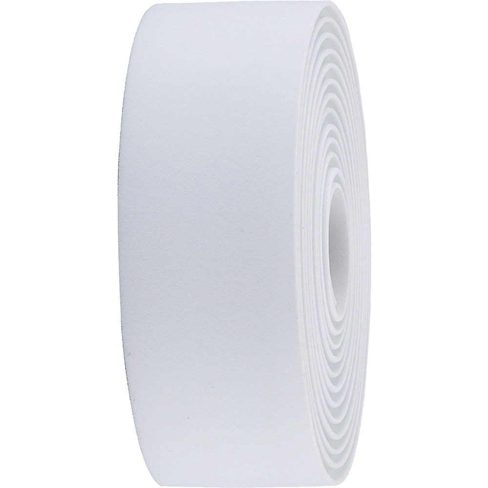 BBB Cork Race Ribbon Bar Tape BHT01 - White, White