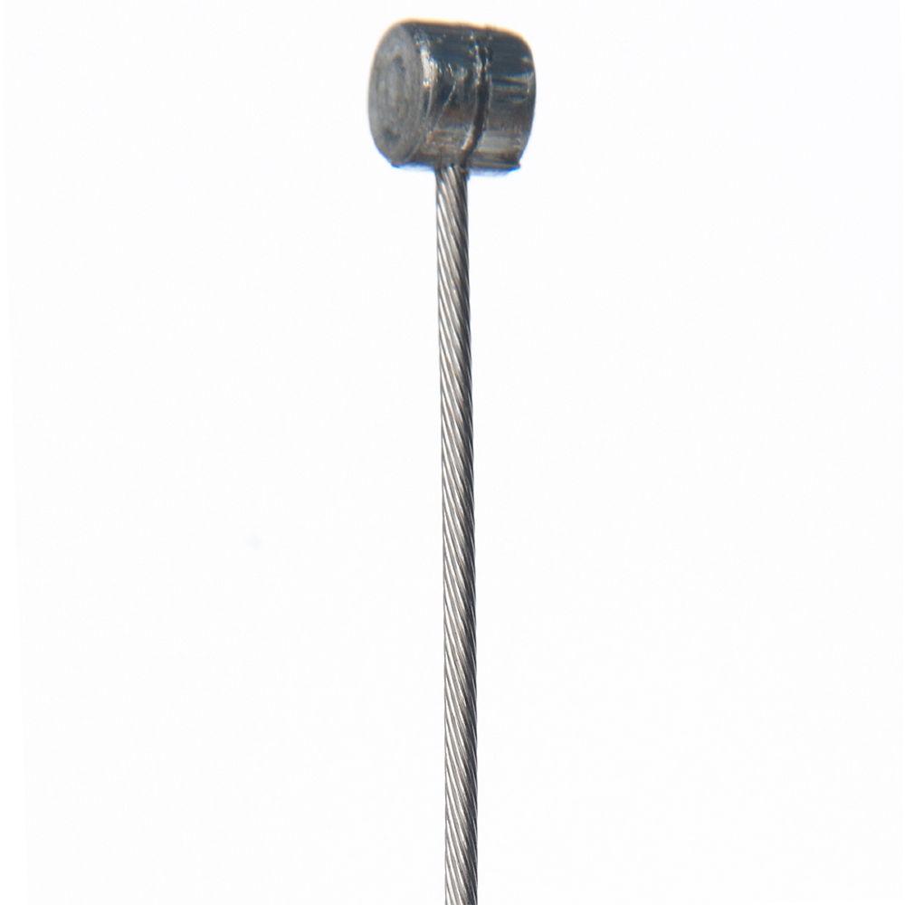Clarks MTB Stainless Steel Inner Brake Wire - Silver, Silver