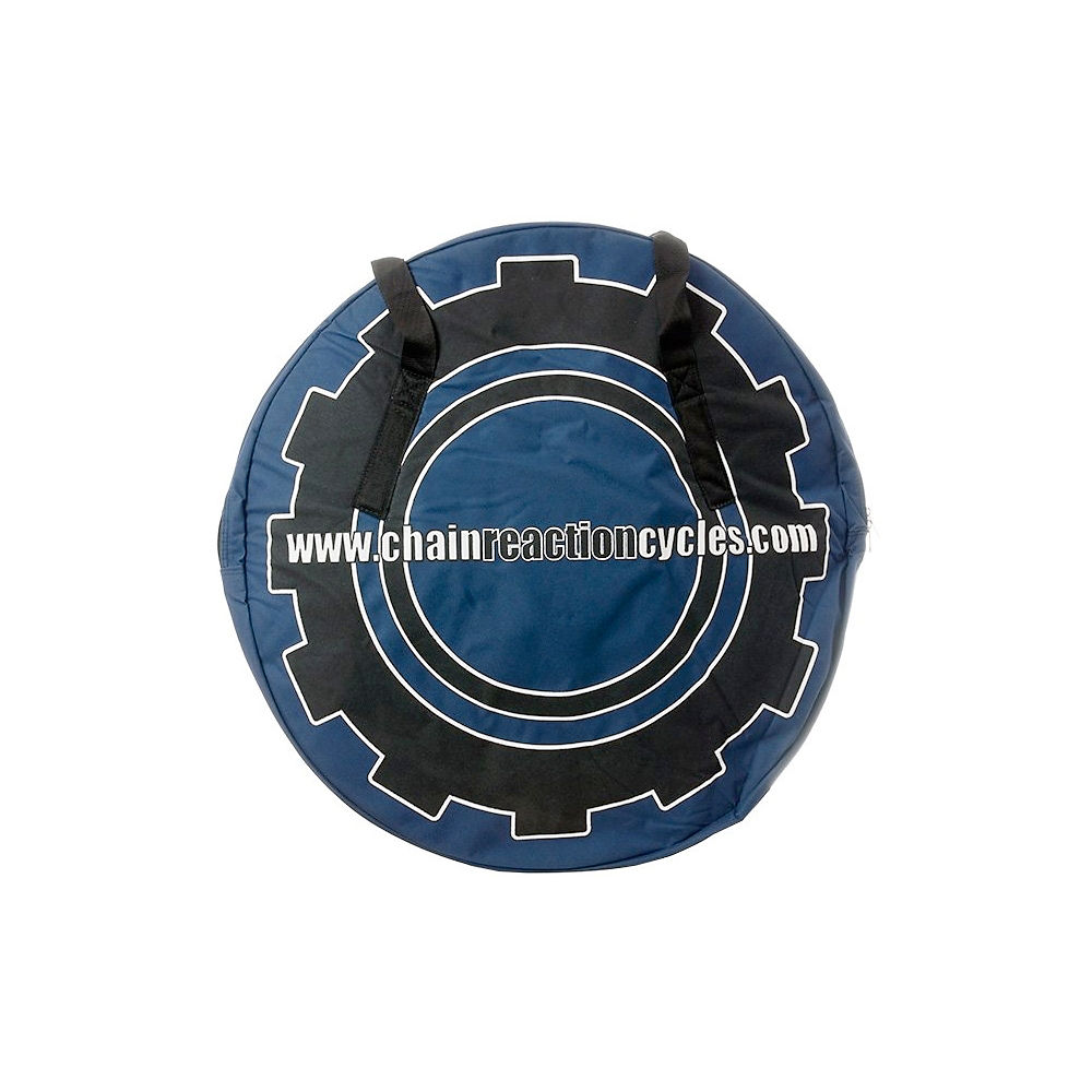 Chain Reaction Cycles UK CRC Logo Wheel Bag