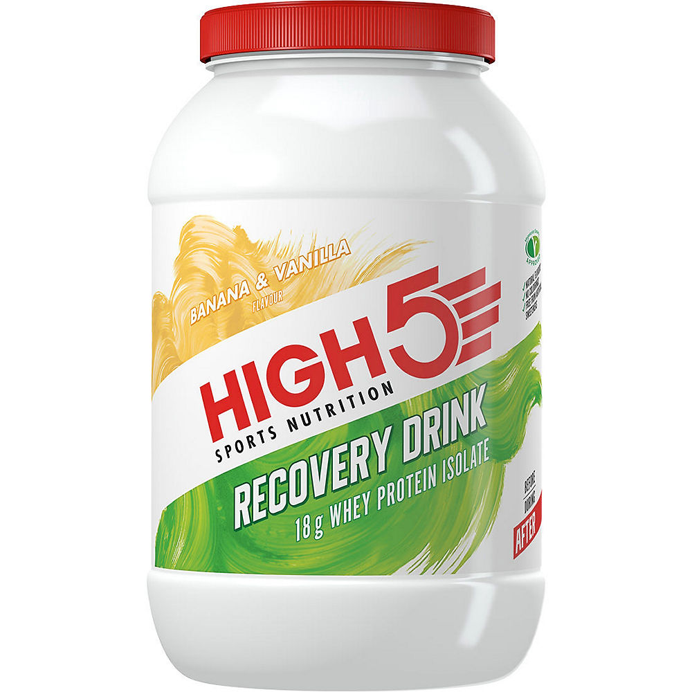 Image of HIGH5 Protein Recovery Drink 1.6kg