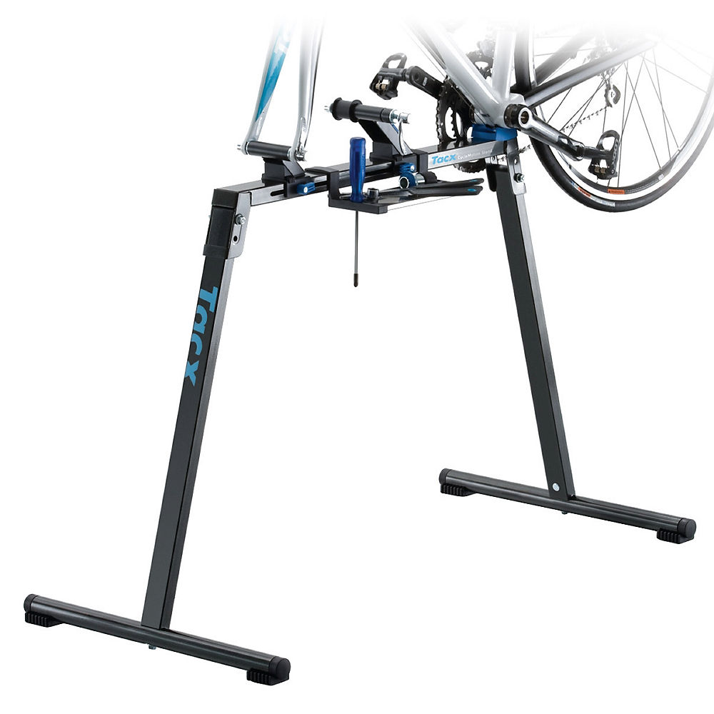 Tacx T3075 Cycle Motion Stand – Silver, Silver