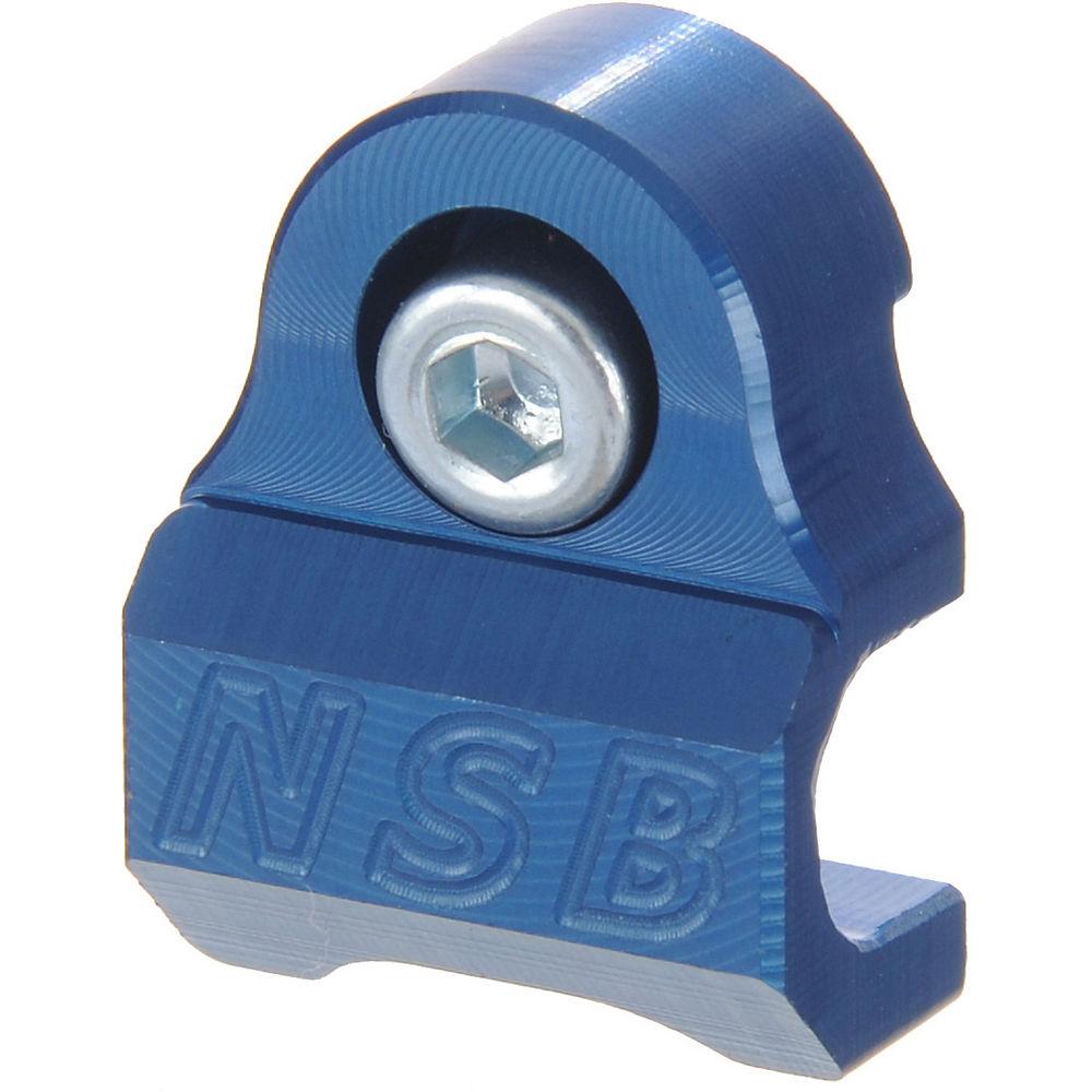 Image of Guide-câbles North Shore Billet Fox - Bleu