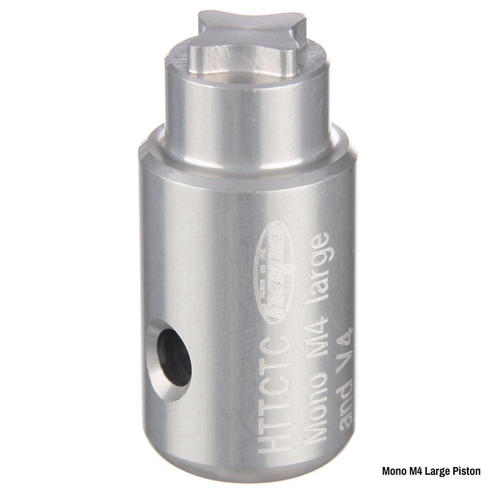 Hope Bore Cap Tool - Silver - Mono Ti Large-mono M4 Small Pistons  Silver