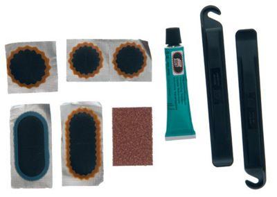 Kit de reparación de pinchazos y desmontables Rema Tip Top TT05
