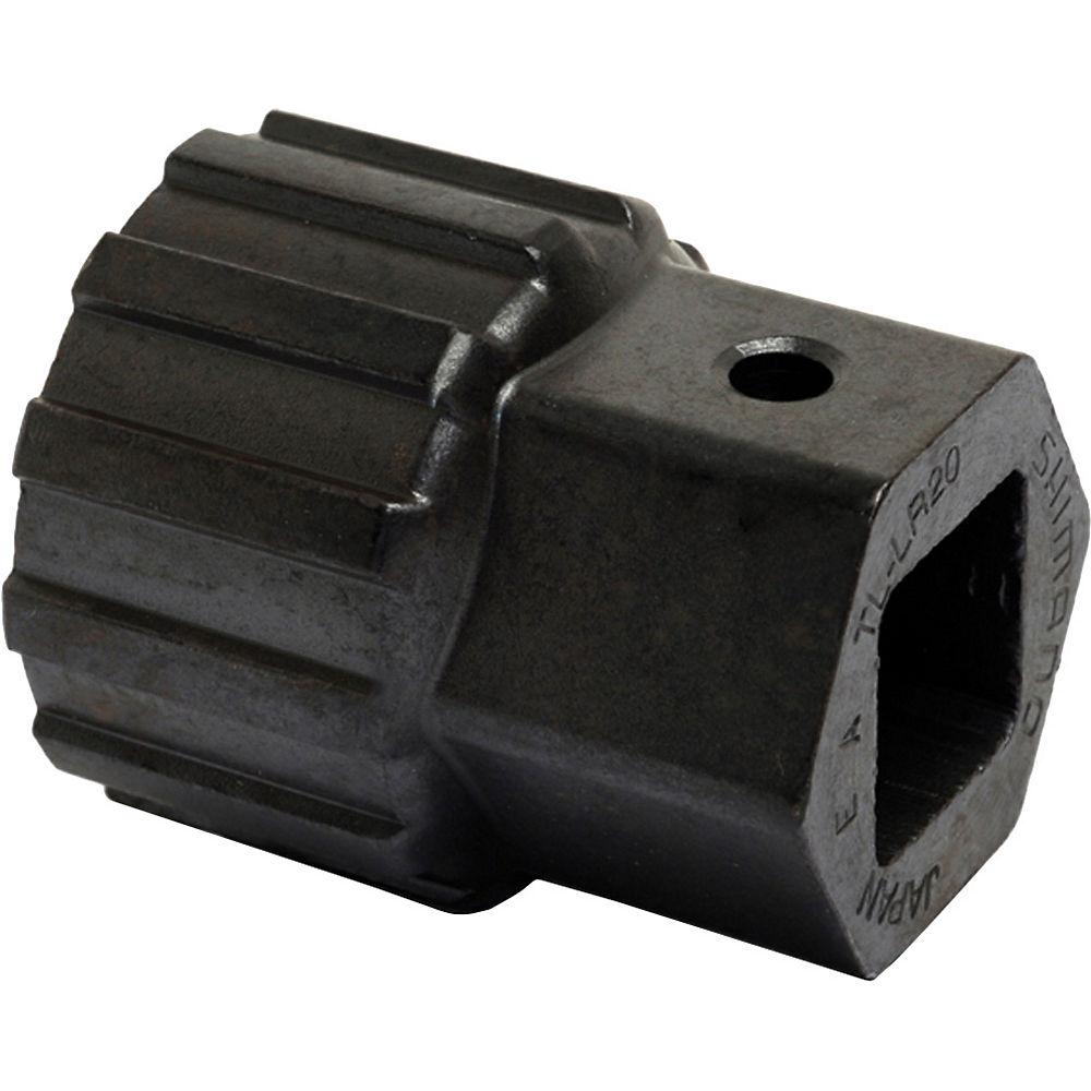 Shimano Saint Rotor Lockring Tool - Black, Black