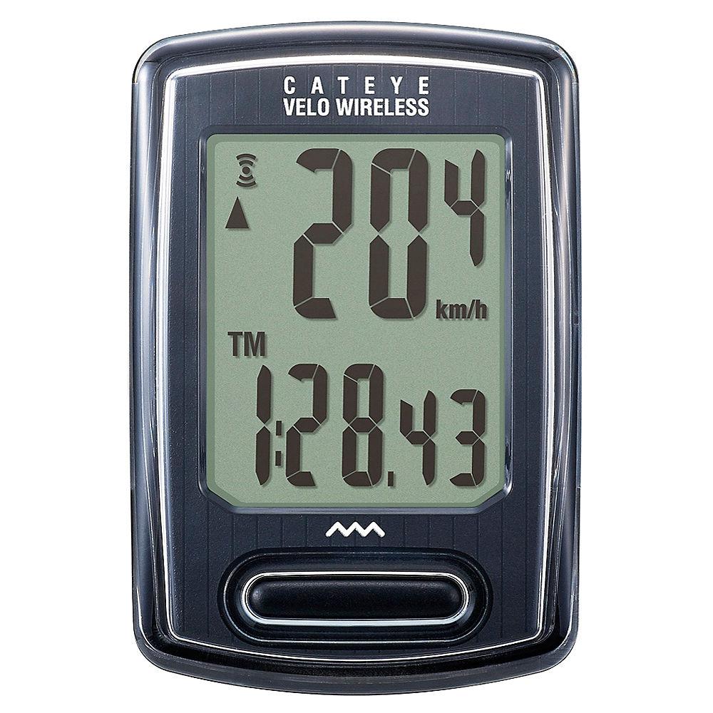 Cuentakilómetros inalámbrico Cateye Velo