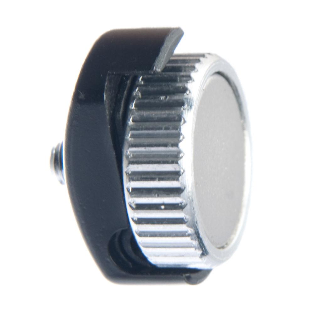Image of Aimant de roue Cateye de capteur à rayon unique - Noir, Noir
