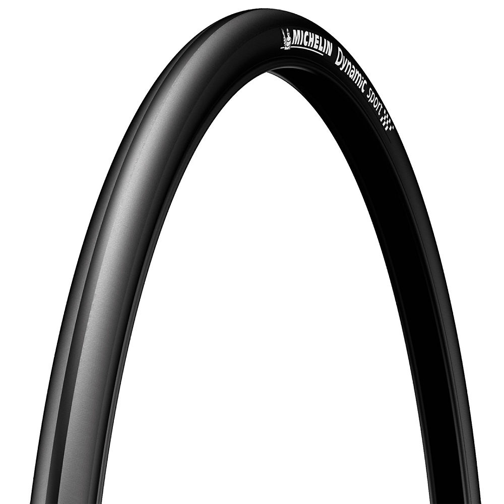 Image of Pneu Route Michelin Dynamic Sport - Noir - Wire Bead