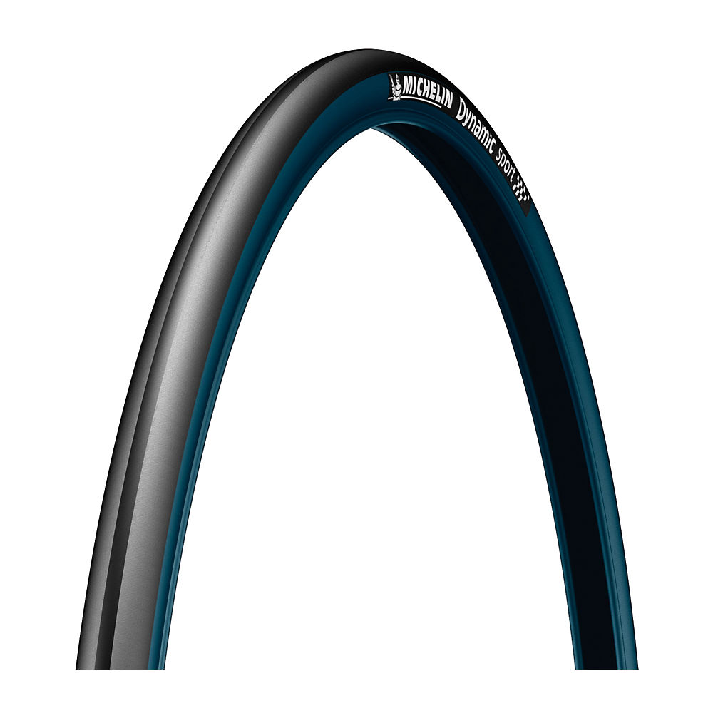 Image of Pneu Route Michelin Dynamic Sport - Bleu - 700c