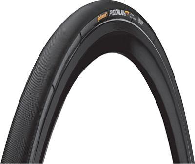 Cubierta tubular de carretera Continental Podium TT - Negro - 700c, Negro