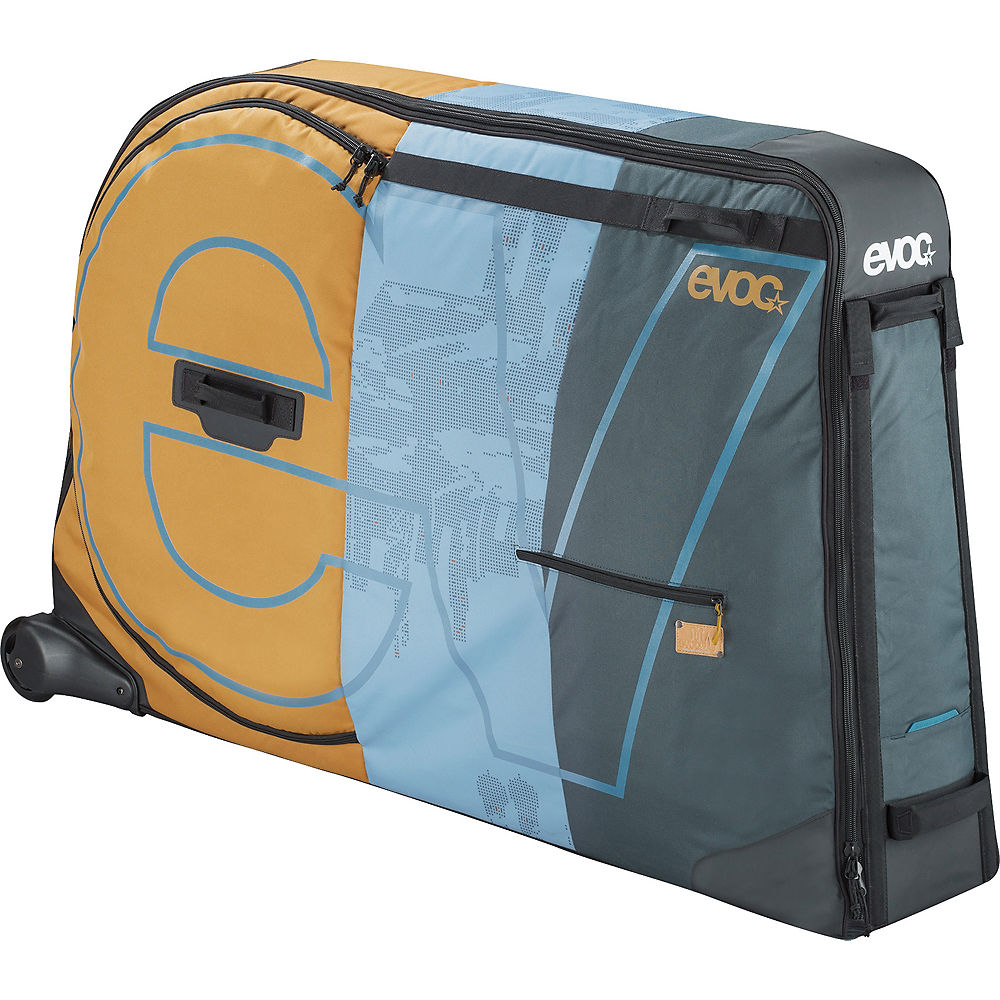 Evoc Bike Travel Bag (285 Litres) – Multicolour, Multicolour