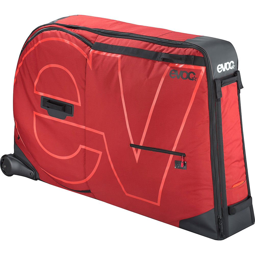 Evoc Bike Travel Bag (285 Litres) – Red, Red