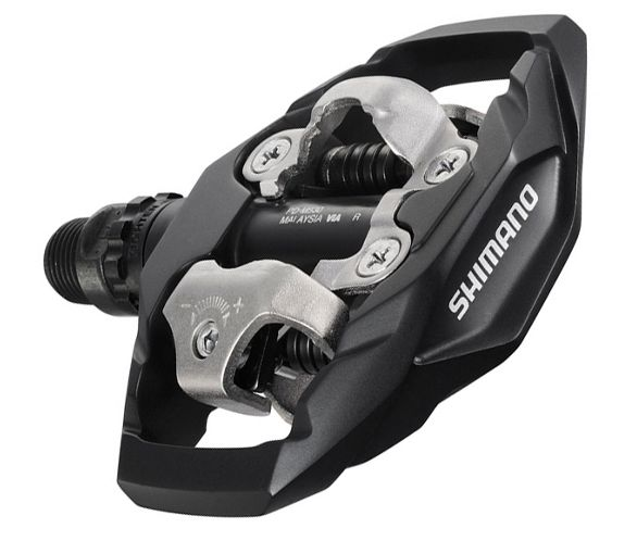 fa2d8500d6f Shimano M530 SPD Trail Clipless MTB Pedals | Chain Reaction Cycles