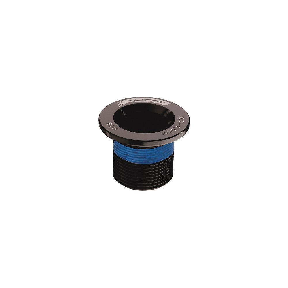 FSA Crank Bolt - Black - Fits V-Drive/Gossamer/Gravity/Moto X, Black